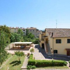Отель BibiArezzo Ареццо балкон