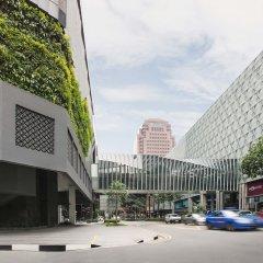 Отель Ascott Orchard Singapore Сингапур, Сингапур - отзывы, цены и фото номеров - забронировать отель Ascott Orchard Singapore онлайн парковка
