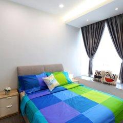Отель Parkview Service Apartment @ KLCC Малайзия, Куала-Лумпур - отзывы, цены и фото номеров - забронировать отель Parkview Service Apartment @ KLCC онлайн комната для гостей фото 2