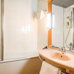Отель Ibis Milano Ca Granda Италия, Милан - 13 отзывов об отеле, цены и фото номеров - забронировать отель Ibis Milano Ca Granda онлайн ванная
