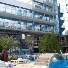 Отель Kamenec - Kiten Болгария, Китен - отзывы, цены и фото номеров - забронировать отель Kamenec - Kiten онлайн бассейн