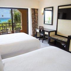 Отель Sandos Playacar Select Club - Только для взрослых, Все включено Плая-дель-Кармен комната для гостей фото 5