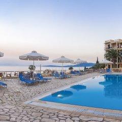 Отель Belvedere Корфу бассейн фото 3