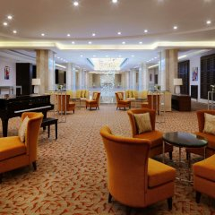 Гостиница Marriott Novy Arbat Москва гостиничный бар фото 2