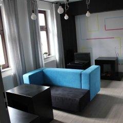 Soda Hostel & Apartments комната для гостей