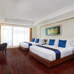Отель Centre Point Silom 4* Стандартный номер фото 4