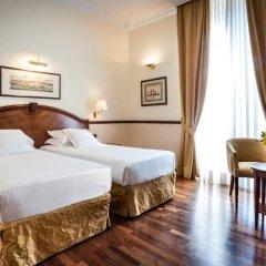 Отель Worldhotel Cristoforo Colombo 4* Улучшенный номер с различными типами кроватей фото 15