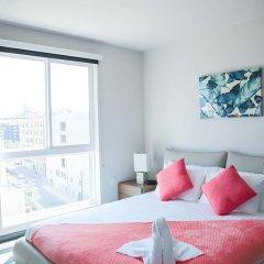 Отель Upscale Apartment in Downtown LA США, Лос-Анджелес - отзывы, цены и фото номеров - забронировать отель Upscale Apartment in Downtown LA онлайн комната для гостей фото 2