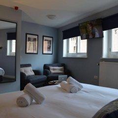 Отель Frisco Inn комната для гостей