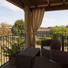 Отель Antico Casale Сарцана балкон