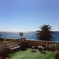 Отель Cresp Франция, Ницца - отзывы, цены и фото номеров - забронировать отель Cresp онлайн пляж фото 2