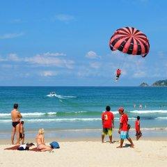 Отель PJ Patong Resortel пляж фото 2
