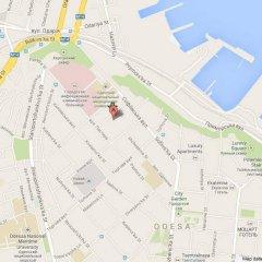 Апартаменты Medical University Apartments - Odessa Одесса городской автобус