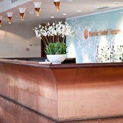 Отель Nordic hotel Forum Эстония, Таллин - - забронировать отель Nordic hotel Forum, цены и фото номеров интерьер отеля