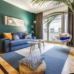 Апартаменты Sweet Inn Apartments Godecharles Брюссель комната для гостей фото 4