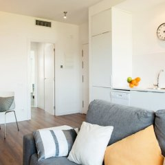Апартаменты Feelathome Poblenou Beach Apartments Барселона в номере фото 7