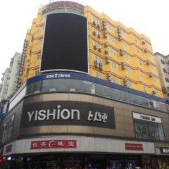 Отель 7 Days Inn Qingyuan City Plaza Branch городской автобус