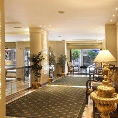 Berr Hotel интерьер отеля