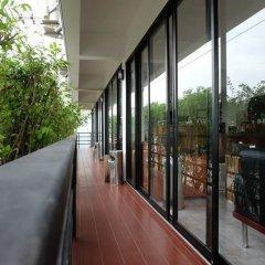 Отель Kailub Rooms Бангкок балкон