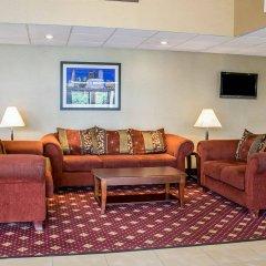 Отель Comfort Inn North Conference Center комната для гостей фото 2