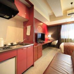 Отель Centurion Hotel Residential Akasaka Япония, Токио - отзывы, цены и фото номеров - забронировать отель Centurion Hotel Residential Akasaka онлайн в номере фото 2
