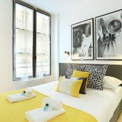 Отель Résidence Blanche Париж комната для гостей фото 2