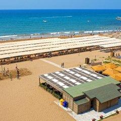 Novum Garden Side Hotel пляж