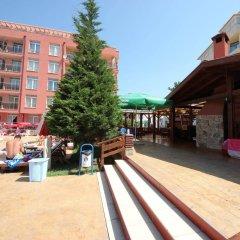 Отель Menada Rainbow Apartments Болгария, Солнечный берег - отзывы, цены и фото номеров - забронировать отель Menada Rainbow Apartments онлайн бассейн