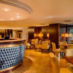 Отель NH Roma Villa Carpegna гостиничный бар