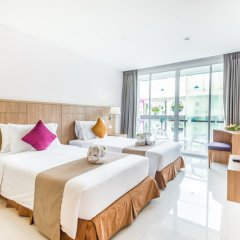 Andaman Beach Suites Hotel 4* Стандартный номер разные типы кроватей фото 6