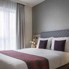 Отель Citadines Arnulfpark Munich комната для гостей фото 5
