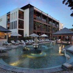 Отель The Seminyak Beach Resort & Spa фото 8