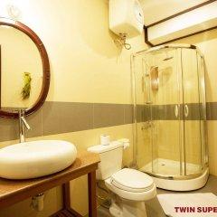 Vinh Hung Library Hotel Хойан ванная