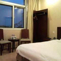 Отель GreenTree Inn Suzhou South Bus Station Express Hotel Китай, Сучжоу - отзывы, цены и фото номеров - забронировать отель GreenTree Inn Suzhou South Bus Station Express Hotel онлайн комната для гостей фото 2