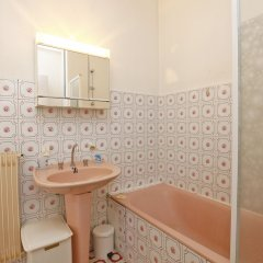 Апартаменты Large studio dowtown in Nice near tramway Ницца ванная