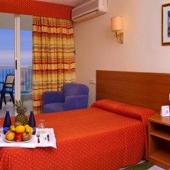 Отель Port Mar Blau Adults Only Испания, Бенидорм - 1 отзыв об отеле, цены и фото номеров - забронировать отель Port Mar Blau Adults Only онлайн комната для гостей фото 2
