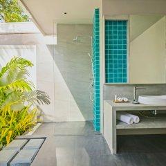 Отель Dhigali Maldives Мальдивы, Медупару - отзывы, цены и фото номеров - забронировать отель Dhigali Maldives онлайн ванная фото 2