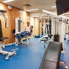 Отель Mercure Warszawa Centrum фитнесс-зал фото 3