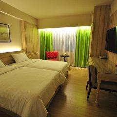 Отель Residence Rajtaevee Бангкок комната для гостей фото 2