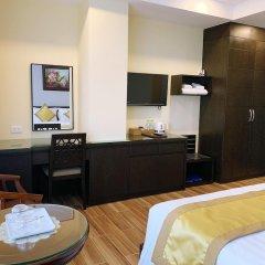 Hoang Minh Chau Ba Trieu Hotel Далат удобства в номере фото 2