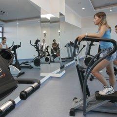 Отель Lyra Resort - All Inclusive Сиде фитнесс-зал фото 2
