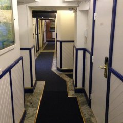 Отель Stockholm Classic Budget Hotell интерьер отеля