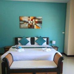 Отель Saphli Villa Beach Resort комната для гостей фото 5