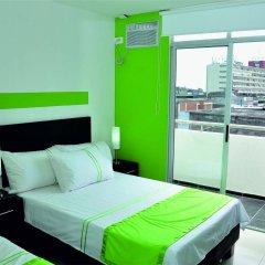 Отель Colours Колумбия, Кали - отзывы, цены и фото номеров - забронировать отель Colours онлайн комната для гостей фото 5