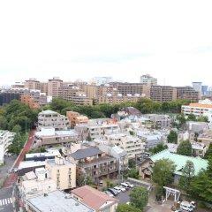 APA Hotel Nishiazabu балкон