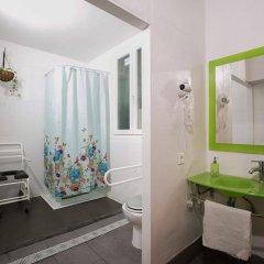 Отель Olatu Guest House Испания, Сан-Себастьян - отзывы, цены и фото номеров - забронировать отель Olatu Guest House онлайн ванная