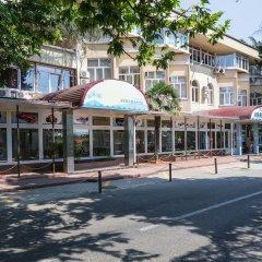 Гостиница Пансионат Аквамарин вид на фасад фото 3