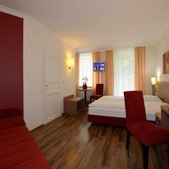 Отель Marienthal Garni Германия, Гамбург - отзывы, цены и фото номеров - забронировать отель Marienthal Garni онлайн комната для гостей фото 3