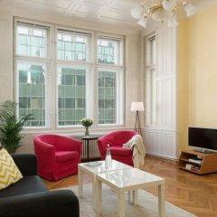 Апартаменты Old Town Residence Apartments комната для гостей
