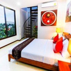 Palm Oasis Boutique Hotel 4* Номер Делюкс с различными типами кроватей фото 3